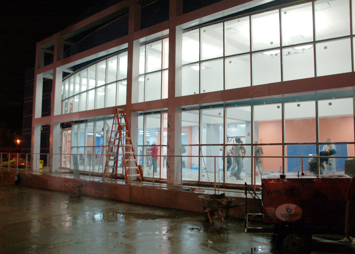 Glass Curtain Wall Storefront : Curtain walls storefront windows puerto rico vista systems