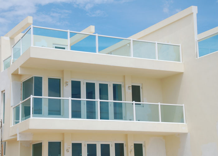 Glass Railings Puerto Rico Vista Systems