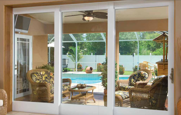 Sliding Glass Patio Doors 600 x 383